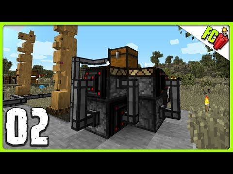 FoolCraft 3 | Ep 02 | THE BIG CHEESE! 🧀 || Minecraft Modded 1.12