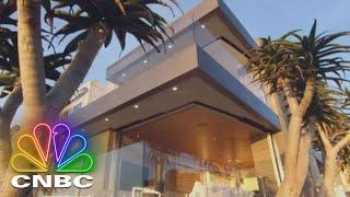 Secret Lives OF The Super Rich: The Ultimate Bachelor Pad In La Jolla, California | CNBC Prime