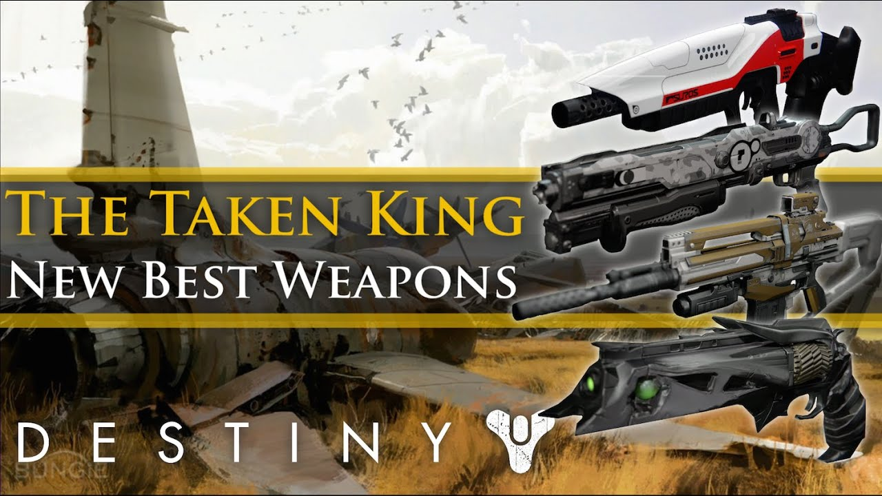What are the weapons 15