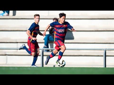 (JUVENIL A) FC Barcelona - RCD Espanyol (ESP)