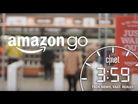Amazon shows off the