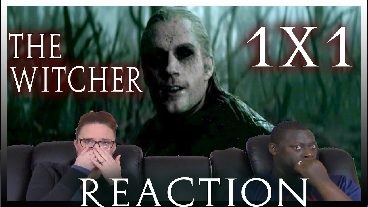 "THE WITCHER ""The End's Beginning"" 1X01 Reaction (FULL & Early access on Patreon Now!) thumbnail"