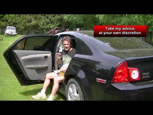 Door Lock Actuator Replacement 2008 2012 Malibu Rear Door Youtube
