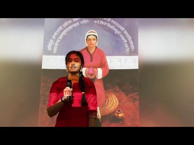 Singing Entry   Shaarika Kaul 4   Texas, USA