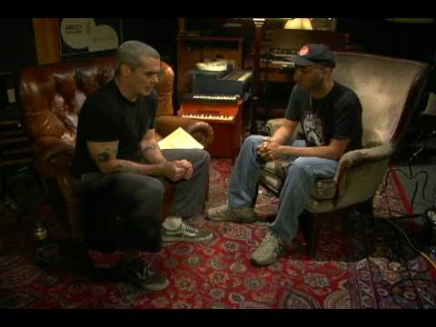 Henry Rollins - Tom Morello Interview for Amnesty International & LimeWire Store [Part 4]