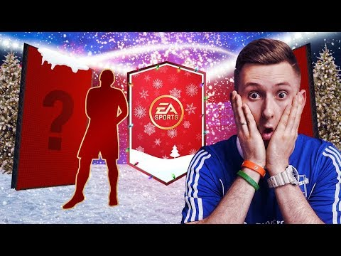 ŚWIETNY WALKOUT | ŚWIĄTECZNE PACZKI - FIFA 18