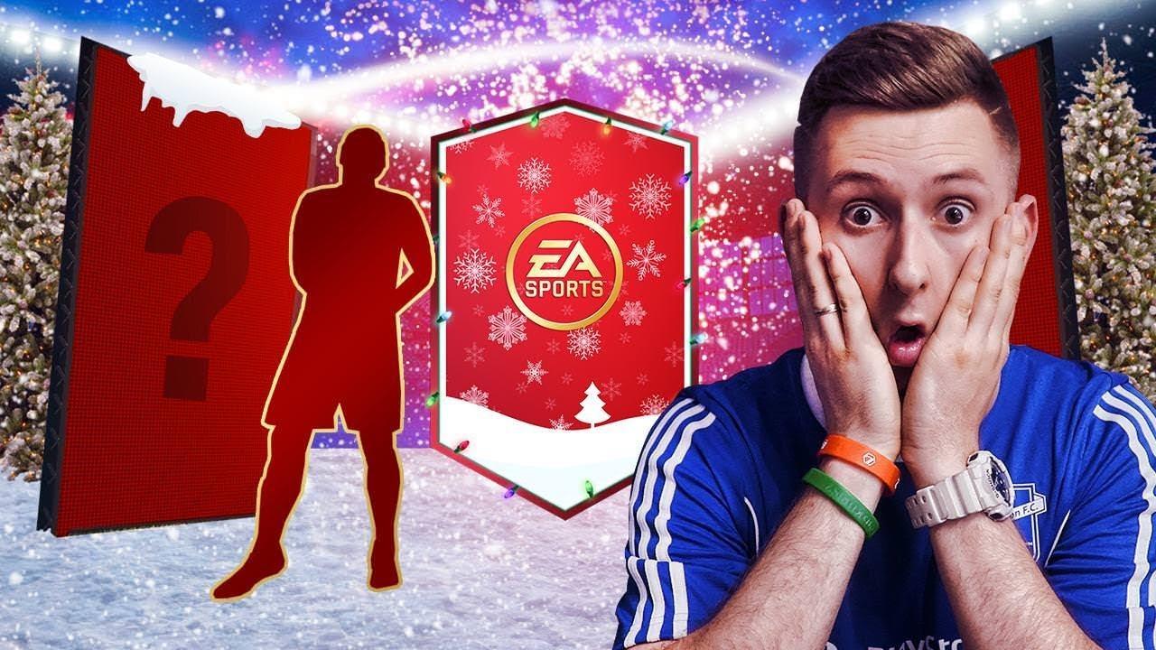 ŚWIETNY WALKOUT | ŚWIĄTECZNE PACZKI – FIFA 18