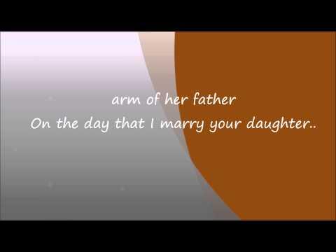 Brian McKnight Marry Your Daughter Lyrics