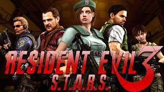 STARS in Resident Evil 3 explored - (Road to Resident Evil 3 Remake)