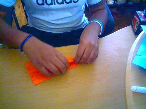 Préférence Comment construire un avion en papier qui vole bien (planeur  BX85