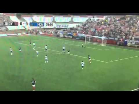GOAL - Brian Brown (vs. FCE, June 13)