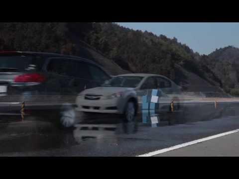 La tracción total simétrica (AWD) mejora la seguridad. Episodio 2