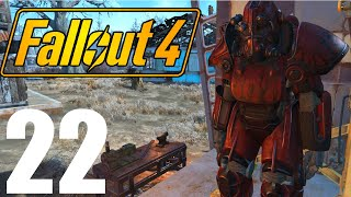 [Fallout 4] - Playthrough Ep 22 PC - Fixing The Pipes