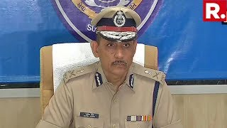 Police Addresses Media Briefing On Surat Fire Tragedy
