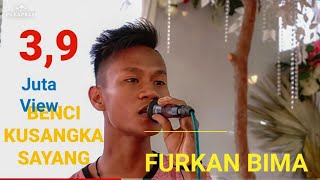 Download lagu BENCI KU SANGKA SAYANG  COVER FURQAN