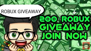 200 Robux Giveaway Entry | 300SubscriberSpecial | Voice Revealed [ENDED]