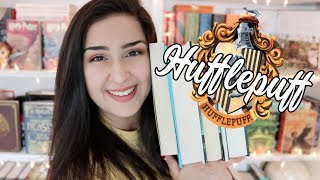 Hogwarts House Book Recommendations | Hufflepuff