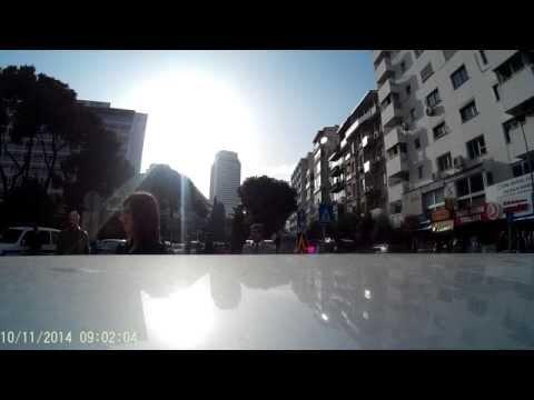 10 Kasım 2014 Cumhuriyet Meydanı İzmir...