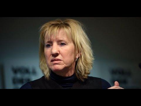 Ines Geipel, DDR-Geschädigte, bei Lanz vom 3.9.2019 zur Wahl in Sachsen