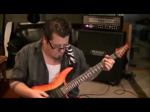 How to play Wildside by Motley Crue on guitar by Mike Gross