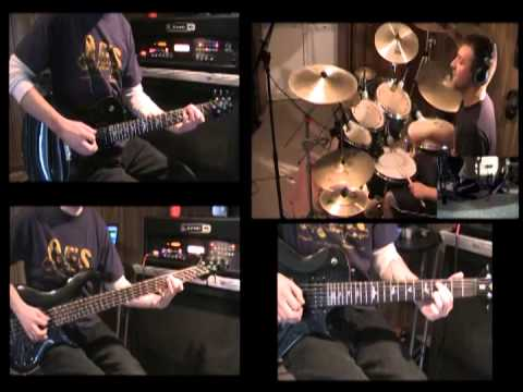 Classic Hard Rock Medley - Studio Quality (Zeppelin, Rush, Kansas, Guns N' Roses, Van Halen) 70s 80s