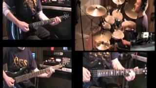 Classic Hard Rock Medley - Studio Quality (Zeppelin, Rush, Kansas, Guns N