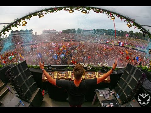 Nicky Romero - Live at Tomorrowland 2015