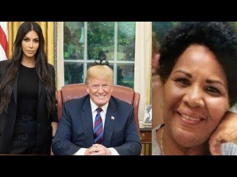Kim Kardashian gets Trump to commute Alice Johnson's life sentence+ #IStandWithKalief