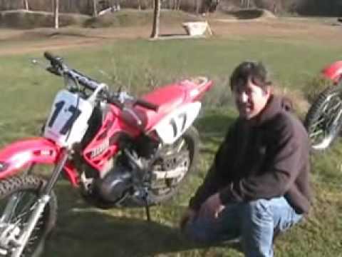 Duane Brown (BBR) Reviews the Honda CRF/XR100