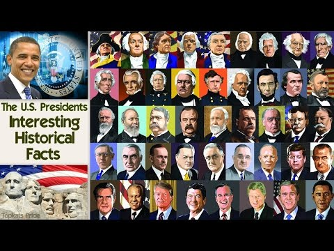 The U.S. Presidents: Interesting Historical Facts!