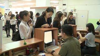 Дни открытых дверей стартовали для первокурсников в Национальной библиотеке Якутии