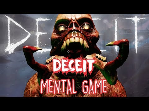 DECEIT : WHO THE HELL DRINK THE BLOOD / with friend