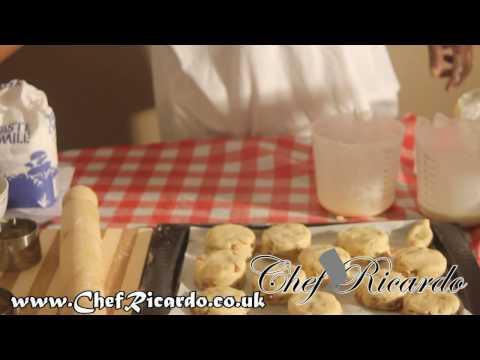 Mini scones recipe easy