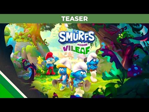 The Smurfs -