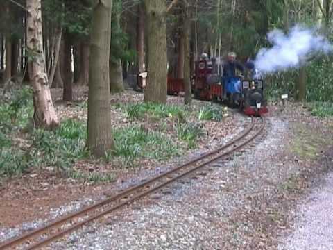 Weston Park Steam
