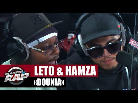 Youtube: [EXCLU] Leto feat. Hamza«Dounia» #PlanèteRap
