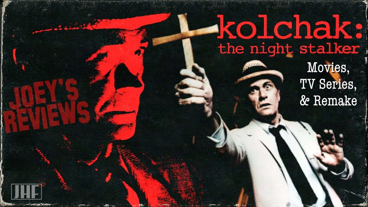 Kolchak: The Night Stalker - Joey's Reviews   JHF