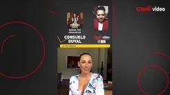 Consuelo Duval es Silvia en #HerederosPorAccidente. ¡Hoy nos contará todo sobre su papel!