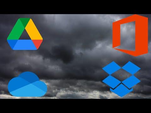 The Dark Side of Cloud Computing