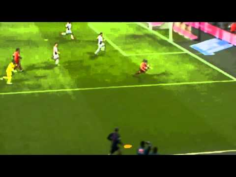 Bayern Munich vs Ingolstadt 2-0 (2015) - Robert Lewandowski Goal (Bundesliga)