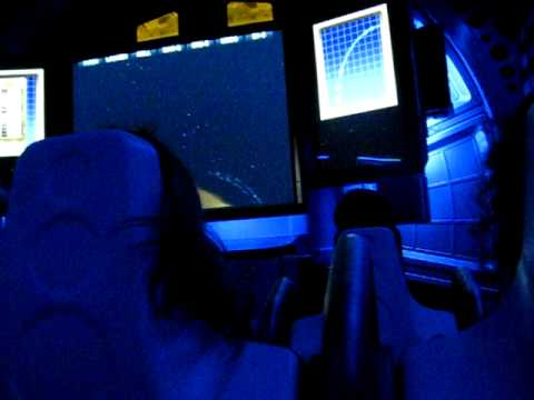 NASA SPACE SHUTTLE LAUNCH SIMULATION - YouTube