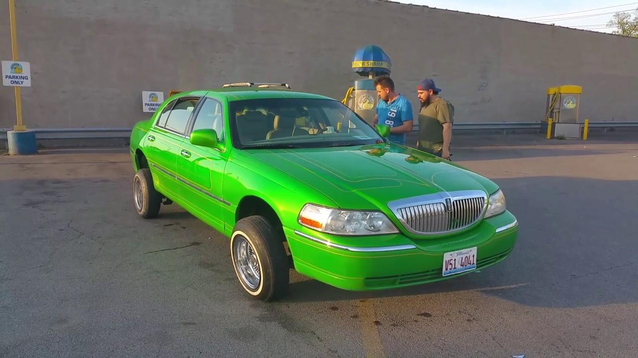 2003 Lowrider Towncar