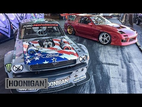 [HOONIGAN] DT 094: Forza Cars In Real Life #HooniganCarPack #ForzaHorizon3