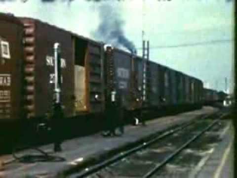 Home Movie: 98211: Wabash Railroad at Decatur