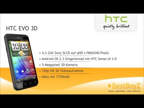 Preview: HTC EVO 3D | BestBoyZ