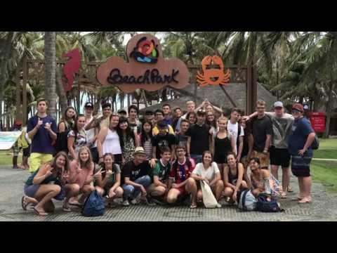 BRAZIL ROUND TRIP (Gande Viagem) - Rotary distric 4510 (sao paulo). Exchange year 2017/2018