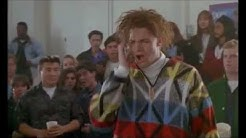 Encino Man - Link Gets Punched
