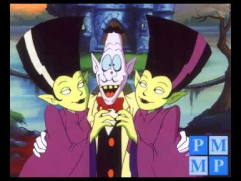 Pazze risate per mostri e vampiri sigla completa youtube