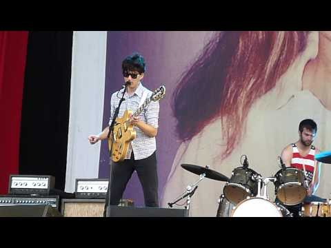 vampire weekend - oxford comma - isle of wight 2010