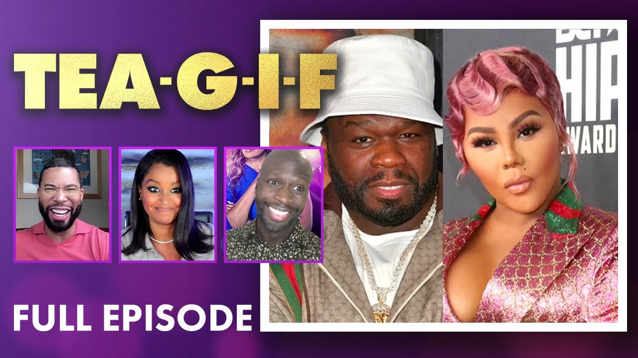 Download Lizzo's Controversial Dress, Lil' Kim Claps Back at 50 Cent and MORE!   Tea-G-I-F Full Episode